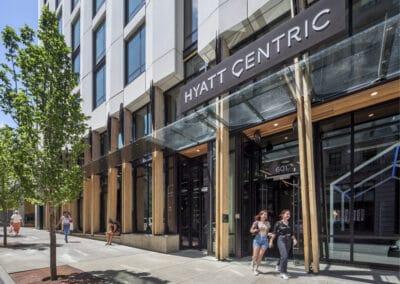 Hyatt Centric Portland